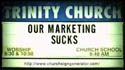 Church Sign Generator: Our Marketing Sucks