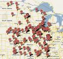 Google Church Map