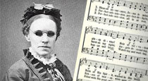 Church Communication Hero: Fanny Crosby