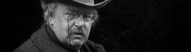 Church Communication Hero: G.K. Chesterton