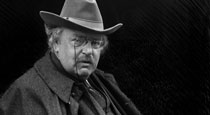Church Communication Hero: G.K. Chesterton