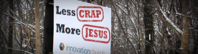 Church Advertising Observations Part 1: Why It Doesn't Work
