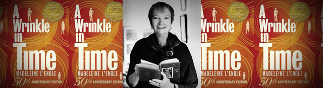 Church Communication Hero: Madeleine L'Engle