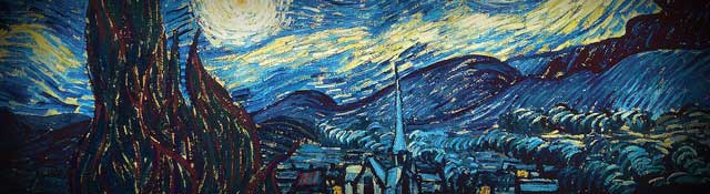 Church Communication Hero: Vincent van Gogh