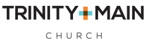 Trinity+Main Church logo