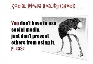 Social Media Reality Check