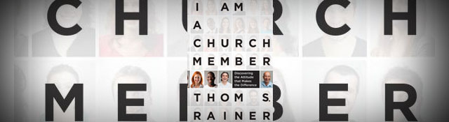 I Am a Church Member by Thom Rainer