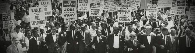 The March on Washington 50 Years Later