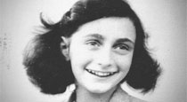 Church Communication Hero: Anne Frank