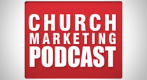 Church Marketing Podcast: The Seat at the Table Episode