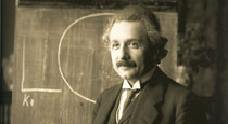 Church Communication Hero: Albert Einstein