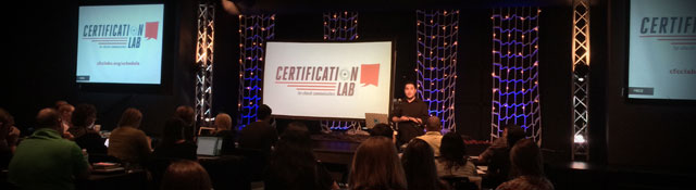 Certification Lab Is Back