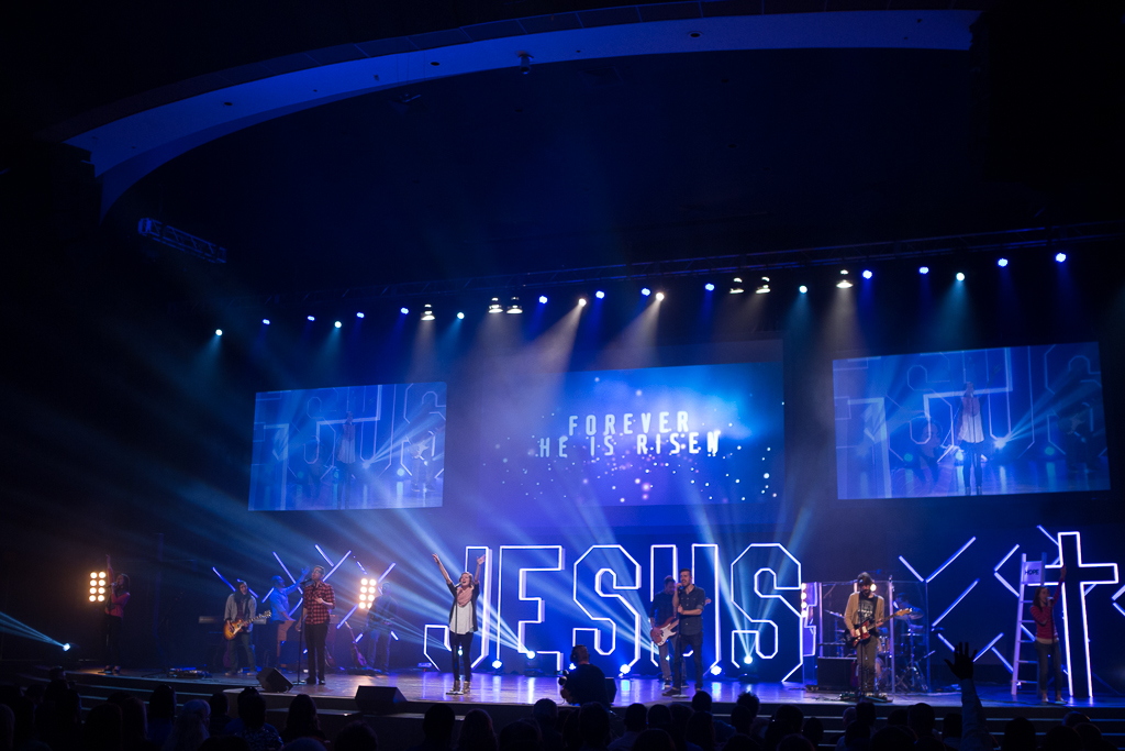 Easter Ideas Jesus Stage Design & Easter Ideas For Next Year | Church Marketing Sucks Church Marketing ...