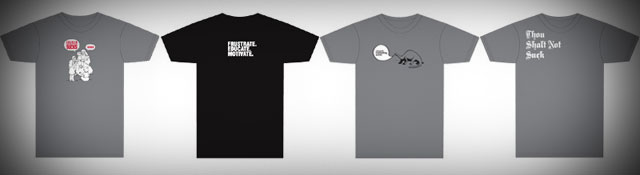 10-Year T-Shirt Giveaway