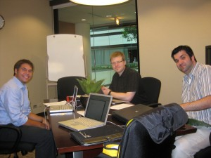 Our Chicago meeting in 2008.