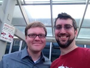 Brad Abare & Kevin D. Hendricks