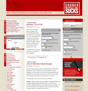 The 2005 redesign