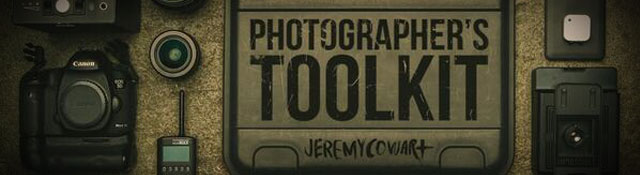 Photographer's Toolkit by Jeremy Cowart