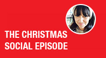 Church Marketing Podcast: The Christmas Social Episode