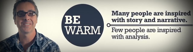 Be Warm & Inspiring This Christmas: Free Video Download