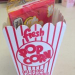 Christmas Survival popcorn box
