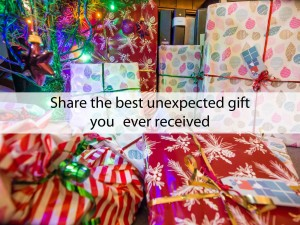 Social Media Christmas: Unexpected Present