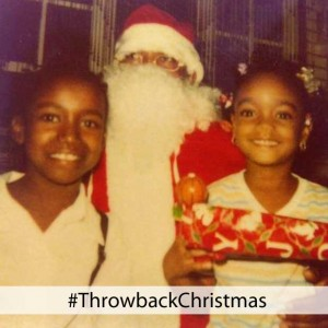 Social Media Christmas: Throwback Christmas
