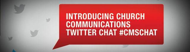 Effective Public Relations for Churches on #cmschat