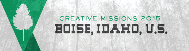 Follow Along With Creative Missions 2015