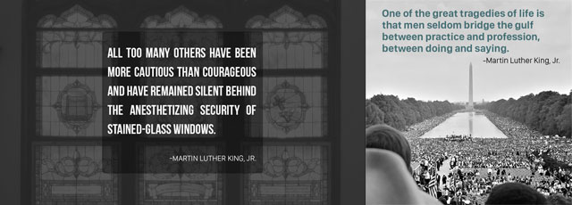 Martin Luther King Jr. Day Free Graphic