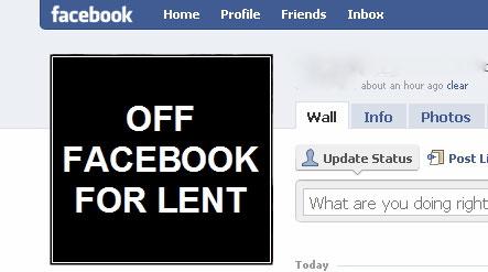 Ash Wedneday Off Facebook
