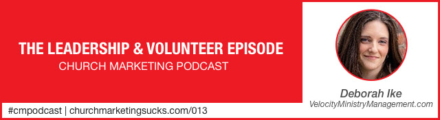 The Leadership & Volunteer Episode