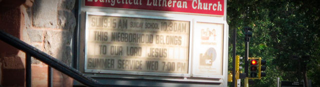 3 Places Where the Church Has Too Many Typos