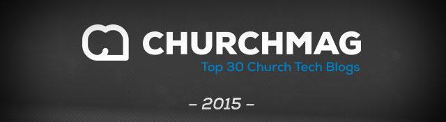 30 Top Church Tech Blogs