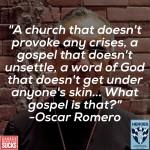 Oscar Romero quote