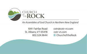 COTR BusinessCard front