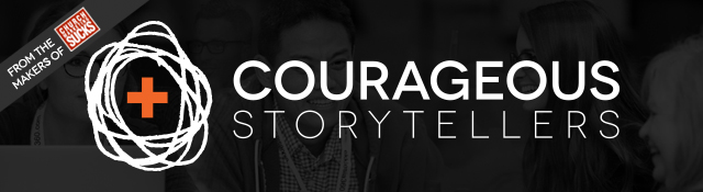 Announcing the Courageous Storytellers Membership Site