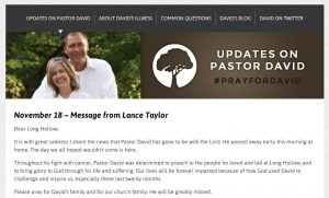 Long Hollow Baptist Church blog