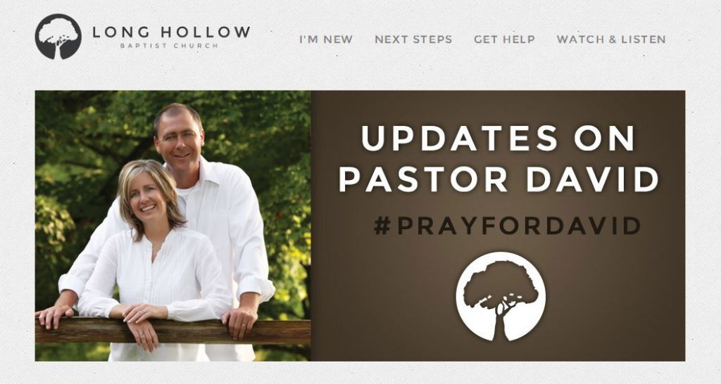 Long Hollow Baptist Church graphic