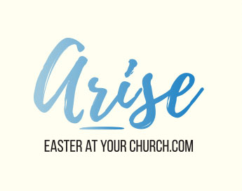 Easter branding templates: Arise