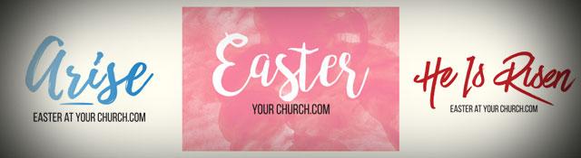 Free Easter Branding