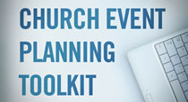 The Church Event Planning Toolkit by Deborah Ike