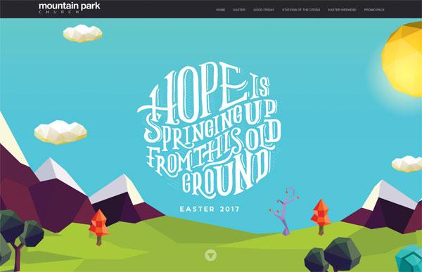 60 Church Websites For Easter Church Marketing Sucks