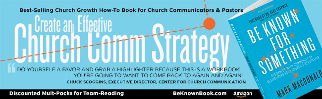 Create an effective church comm strategy