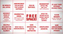 Bulletin Bingo