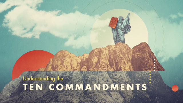 Ten Commandments by Jim LePage