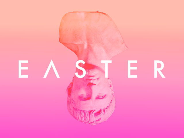 Easter design for City Church