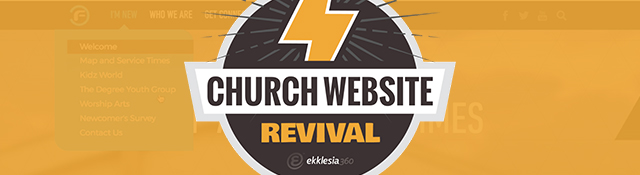 Church Website Revival