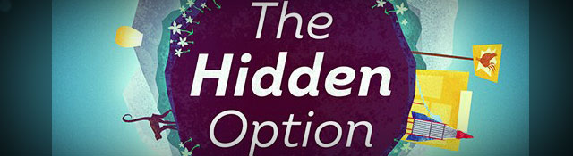 The Hidden Option by Jonathan Malm