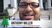 Christmas Greeting From Anthony Miller